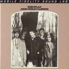 Bob Dylan John Wesley Harding Mofi